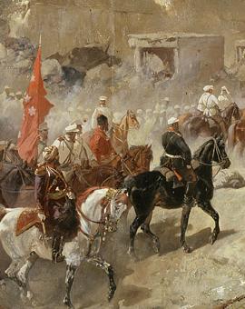 Expédition russe en Asie centrale au XIXe siècle