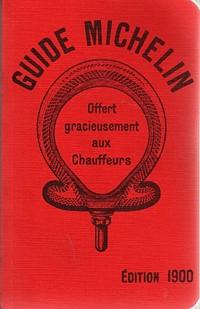 Première édition du Guide Michelin en 1900