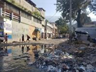 Dans les rue de Martissant, l'un des quartiers de Port-au-Prince en décembre 2019, MSF, DR.