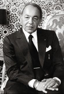 Biographie  Hassan II