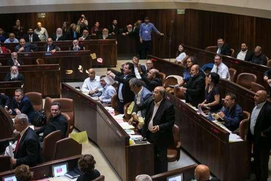 La fin de l' « État juif et démocratique » ?