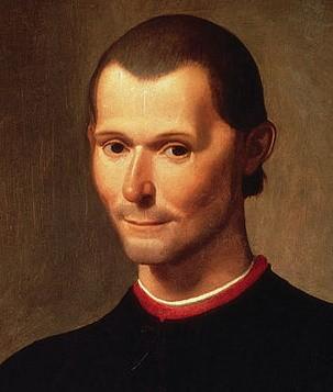 Biographie Nicolas Machiavel