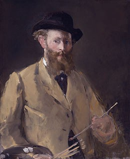 Biographie Édouard Manet