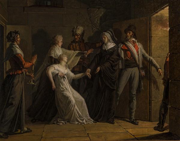Ils ont jugé la reine - Les derniers jours de Marie-Antoinette -  Herodote.net