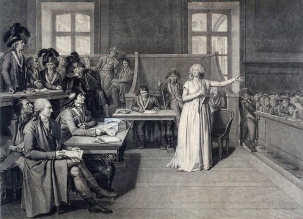 16 octobre 1793 - Exécution de Marie-Antoinette - Herodote.net
