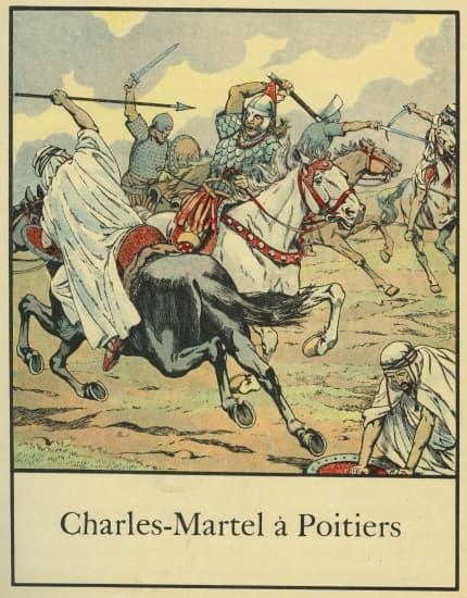 La bataille de Poitiers Martel3