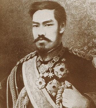 Mutsuhito, Meiji Tenno