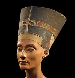 Biographie  Néfertiti