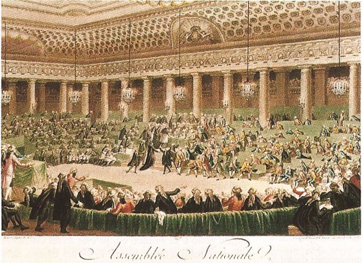 4 août 1789 - Abolition des privilèges et des droits féodaux ...