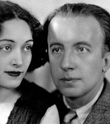 Paul et Nusch Éluard, 1935, Man Ray.