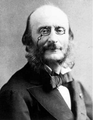 Biographie Jacques Offenbach