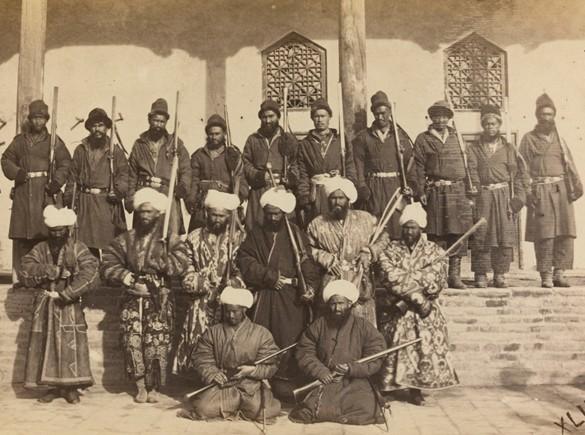 Photographie du Yarkand et de Kashgar,  Edward Francis Chapman, 1873-1874.