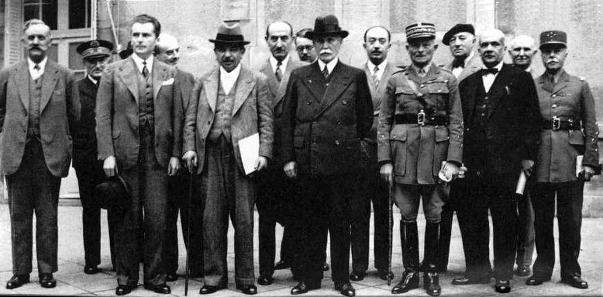 1940-1944 - Les années noires de la Collaboration - Herodote.net