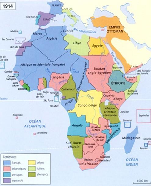 1914 1918 Afrique La Petite Guerre Dans La Grande Herodote Net