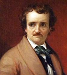 Edgar A. Poe, Charles Hine, 1855.