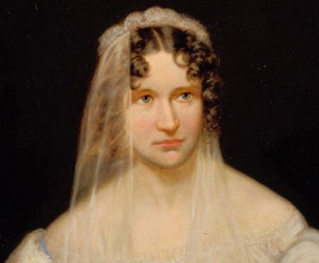 Portrait de Sarah Helen Whiteman, 1835, Brown University.