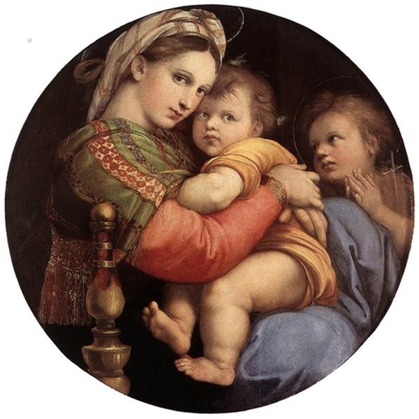 Raphael 1483 1520 L Enfant Cheri De La Peinture Herodote Net