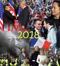 Ecrivons l'Histoire de 2018 avec Herodote.net