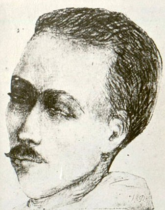 Isabelle Rimbaud, Arthur Rimbaud mourant, 1891.