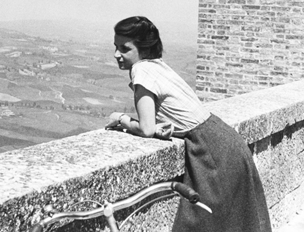 Rosalind Franklin, 1940 puis 1955, Rosalind Franklin University, DR.