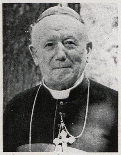 Jules Saliège, archevêque de Toulouse (Mauriac, 24 février 1870 ; Toulouse, 5 novembre 1956)