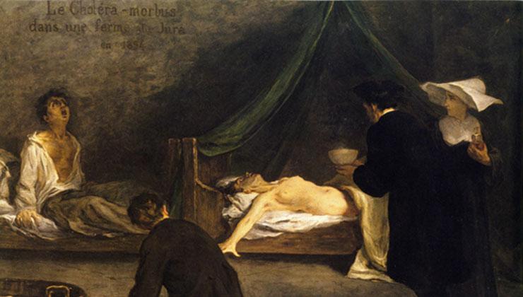 Entre la peste et le choléra