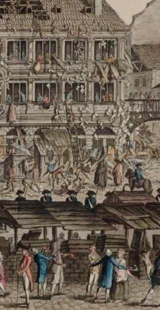 Pillage de la Maison de ville de Strasbourg le 21 juillet 1789