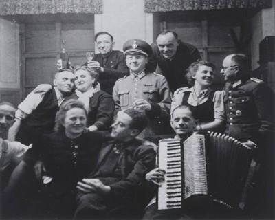 L'Aktion T4 entre l'année 1940 et 1942. DR