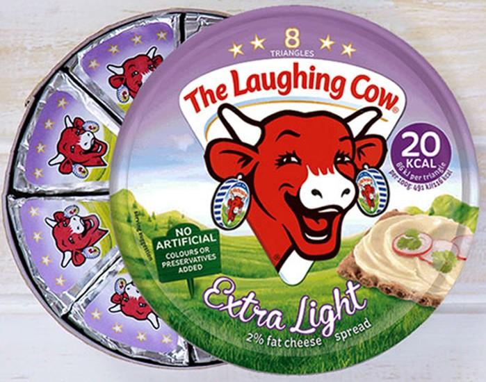 Les goûts et la perception du produit varie selon les pays mais la vache reste. DR
