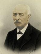 Jules Bel (1842-1904), fondateur de la maison Bel. DR