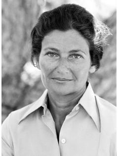 Simone Veil (13 juillet 1927 - 30 juin 2017) (DR)