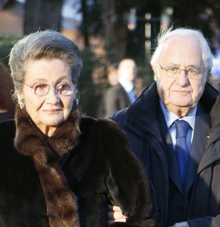 Simone et Antoine Veil (DR)