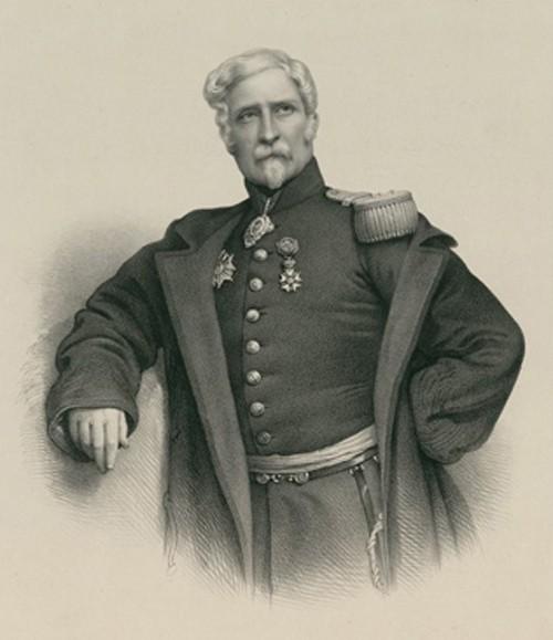 Portraits du général Jacques Aupick, BnF, Paris.