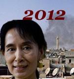 Ce que vous avez retenu de l'année 2012