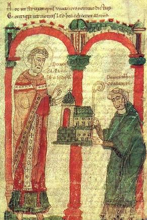 Chretiente Medievale Le Reve D Une Papaute Imperiale Herodote Net