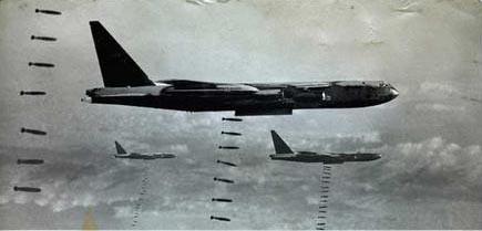 Raid de B52 sur le Nord-Vietnam (années 1960)