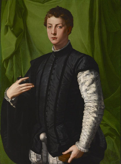 Agnolo Bronzino, Lodovico Capponi, 1550-1555, New York, Frick Collection