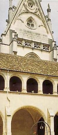 Église de Brou, Le «royal monastère» de Marguerite (Bourg-en-Bresse)