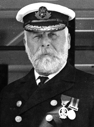 Edward John Smith, capitaine du Titanic (1850-1912)