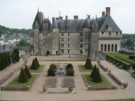 Château de Langeais, Les noces de Charles VIII et Anne de Bretagne (Langeais)