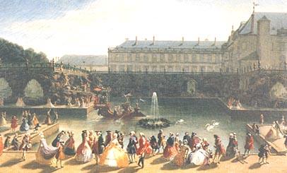 Lunéville, À la découverte du phénix lorrain (Lunéville)