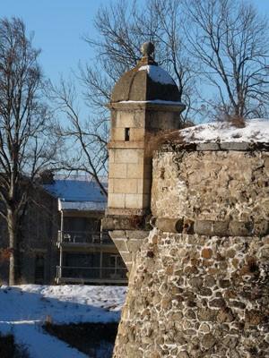 Mont-Louis, La gardienne de la Cerdagne (Mont-Louis)