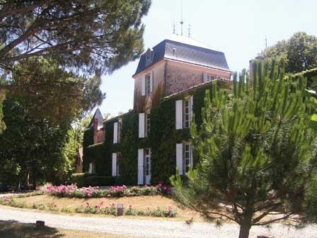 Malagar, Le refuge de François Mauriac (Saint-Maixant)