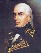 Sebastián Francisco de Miranda y Rodríguez de Espinoza (Caracas, 28 mars 1750 ; Cadix, 14 juillet 1816) (portrait par Martin Tova y Tovar)