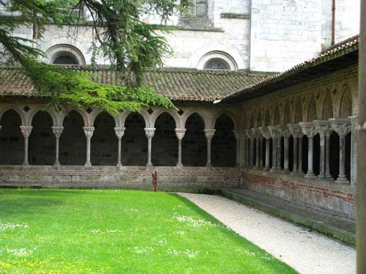 Saint-Pierre de Moissac, Les tailleurs de pierre racontent l'Histoire sainte (Moissac)