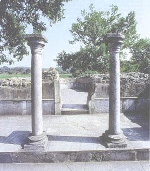Montmaurin, Une  villa gallo-romaine (Montmaurin)