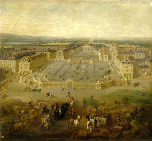 Versailles et l'Histoire de France, <em>«À toutes les Gloires de la France»</em> (Versailles)