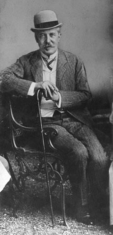 Alois Lexa von Ährenthal (Gross-Skal, 27 septembre 1854 - Vienne, 17 février 1912)