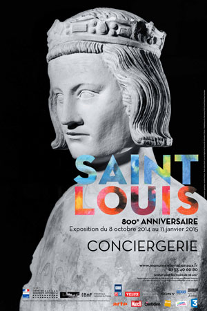 Saint Louis, 800e anniversaire (Paris)