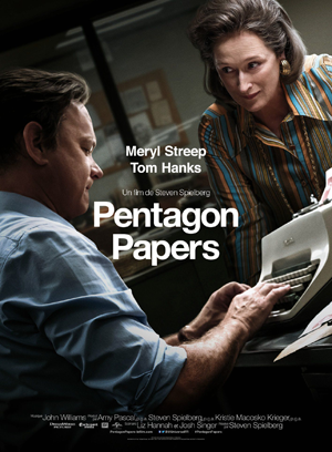 <em>Pentagon Papers</em>